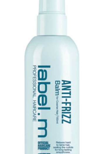 Label.m | Anti-Frizz Balm 150ml