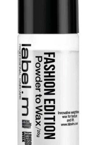 Label.m | Fashion Edition Powder to Wax 20g