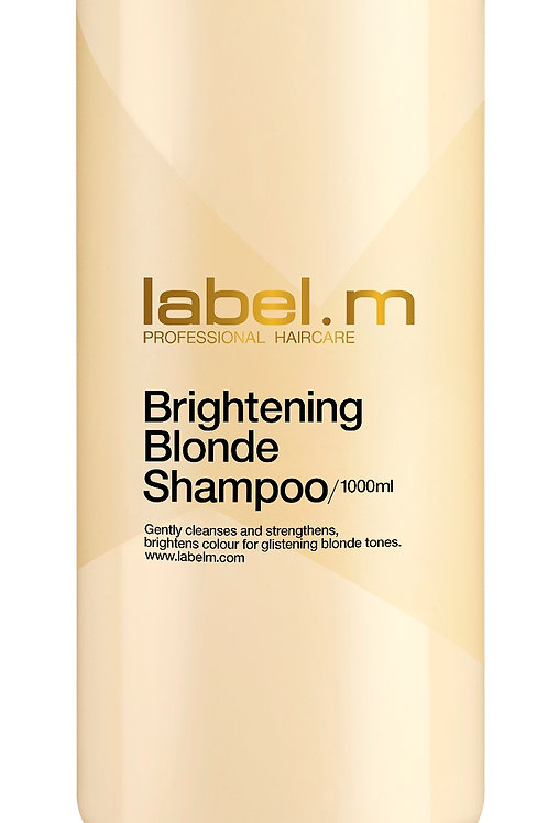 Label.m | Brightening Blonde Shampoo 1000ml