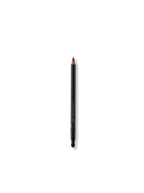 Glo Skin | Precision Eye Pencil dark brown