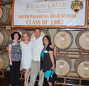 Class of 1982 reunion 2012-07 at Wilson