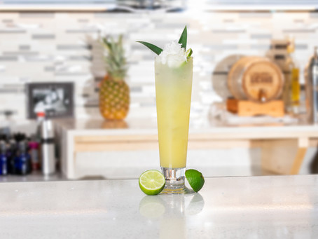 Alcohol Awareness Month: Tropical Co-Co Motion & Biancordora