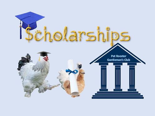 Scholarships: Donate or Apply