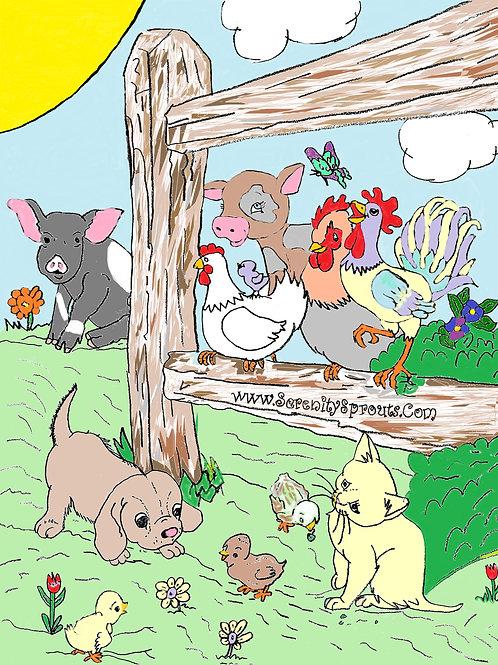 Educator Hatching Curriculum PreK- 1st Grade