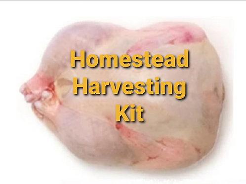Homestead Humane Harvesting Kit