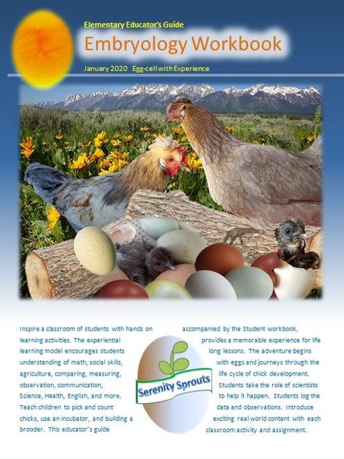 Educator Hatching Curriculum 2nd - 6th Grade