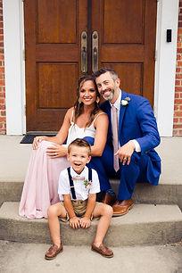 Dr. Nate Otte family