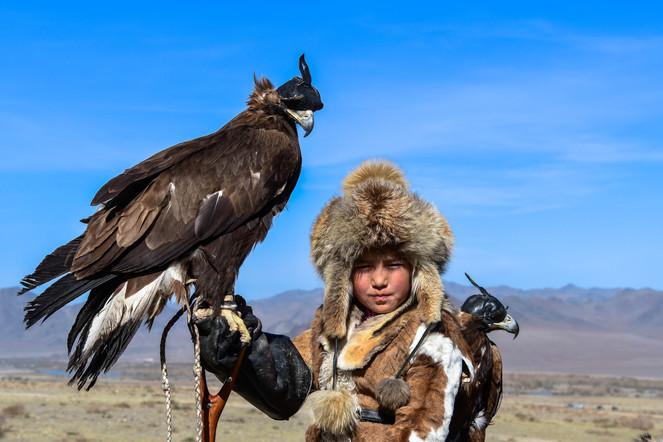 Future Eagle Huntress