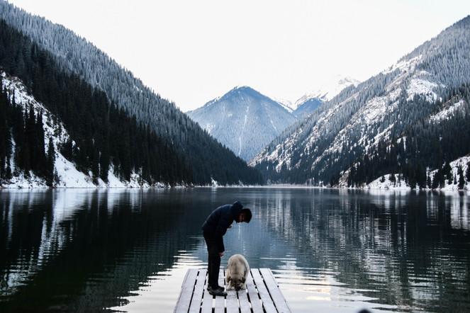 Man, Animal and Nature