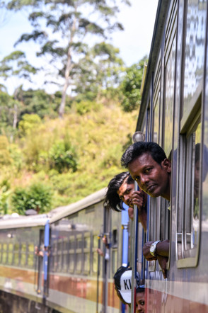 Kandy-Ella train journey