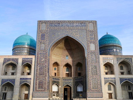 7 Reasons to Visit Central Asia aka The Land of the Stans