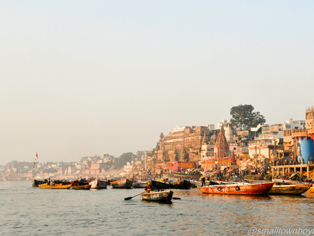 Varanasi, The City of Beginning and Ending