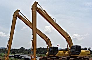 LongReach High Reach Excavators