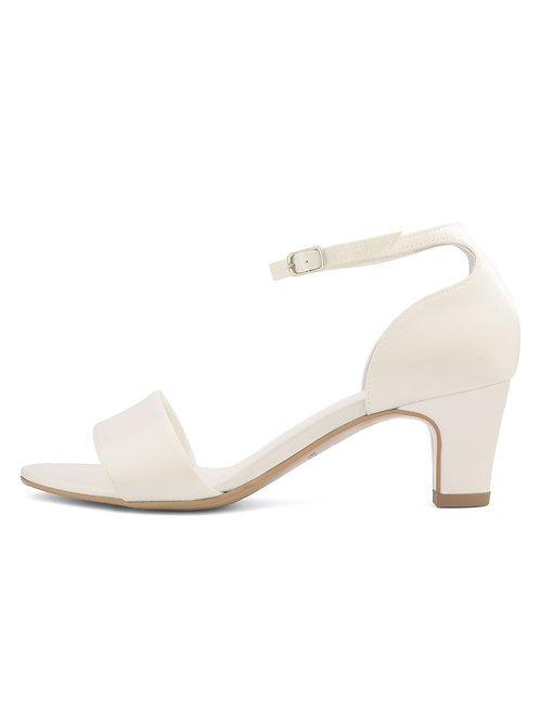 Capri, chaussures, ivoire..