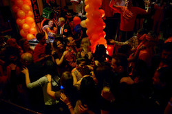 Kings Day Party at Cafe Amsterdam