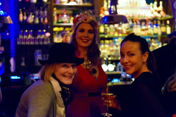 Cafe Amsterdam 2nd birthday Hat party 10