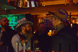 Cafe Amsterdam 2nd birthday Hat party 15