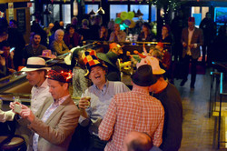 Cafe Amsterdam 2nd birthday Hat party 12