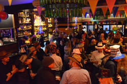 Cafe Amsterdam 2nd birthday Hat party 17