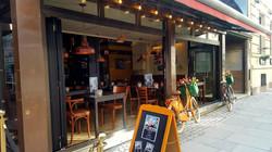 Open Cafe Amsterdam Oslo