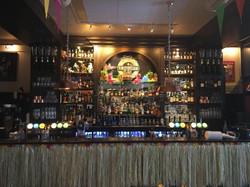 Cafe Amsterdam Hawaiian Sumemr Party Bes