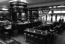 Cafe Amsterdam Photo Taken from Mezzanine by Saar F