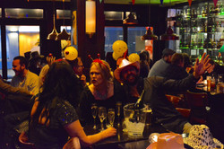 Cafe Amsterdam 2nd birthday Hat party 1.