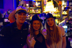 Cafe Amsterdam 2nd birthday Hat party 11