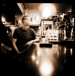 Dutch atmosphere in Cafe Amsterdam