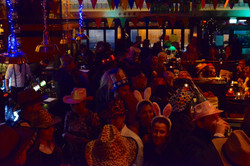Cafe Amsterdam 2nd birthday Hat party 13