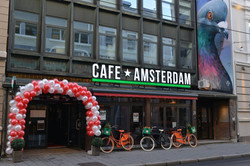 Cafe Amsterdam 2nd birthday Hat party 5.