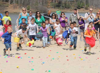 Easter Egg Hunt - This Saturday!