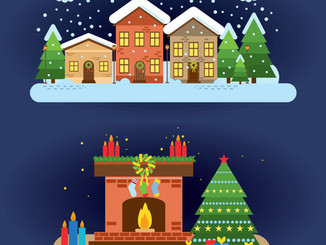 Join in our Holiday House Decorating Contest!