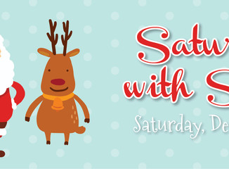 Saturday with Santa