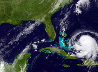 Monitoring Hurricane Joaquin