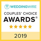 Wedding Wire Couples Choice Award 2019