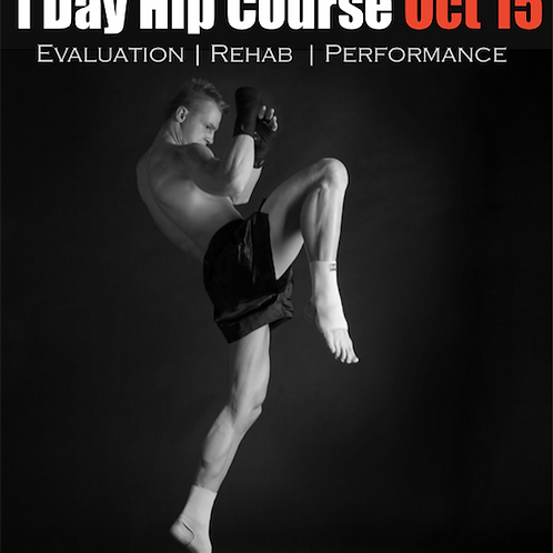 1 Day Hip Class (DENVER)