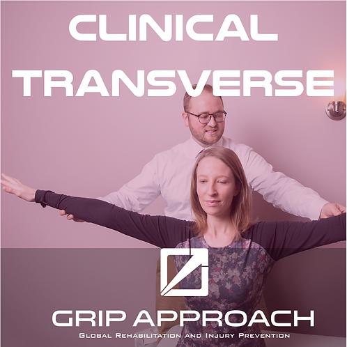 GRIP Clinical Transverse Chicago (Evanston) April 17-19, 2020