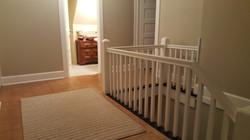 3rd Floor Stairway Painting (After)