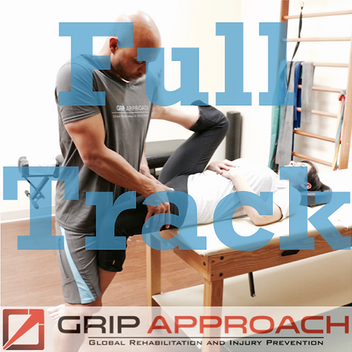 GRIP Approach Full Track (Chicago) 2017