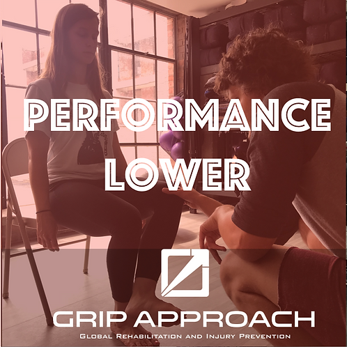 GRIP Performance Lower (CHICAGO) Oct 24-25, 2020