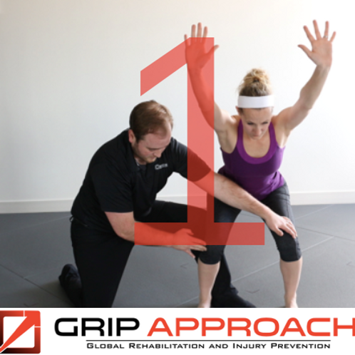 GRIP Performance Lower (Indianapolis, IN) May 5-6, 2018
