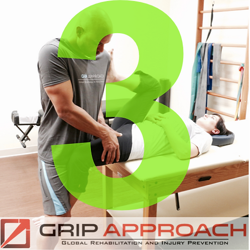 GRIP Clinical Transverse Plane (FKA Clinical 3) July 29-30