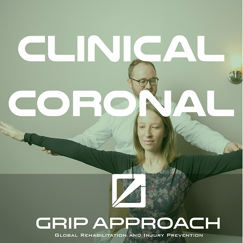 GRIP Clinical Coronal (Chicago) Oct 2-4, 2020