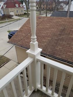 Deck Post Repair (After)