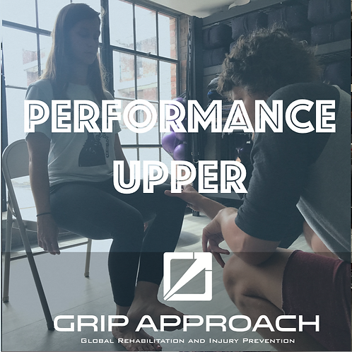 GRIP Performance Upper (Chicago) January 18-19, 2020