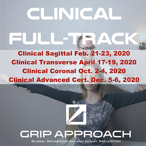 GRIP Clinical Full-Track (Chicago 2020)