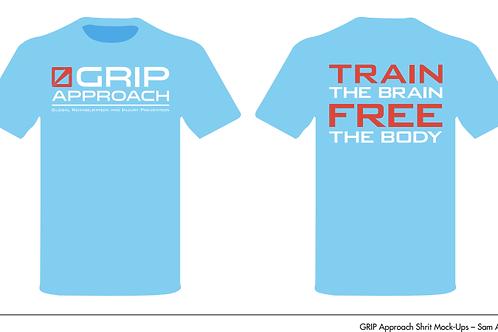 GRIP T-Shirt (blue)