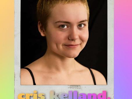 June Spotlight #3: Cris Kelland