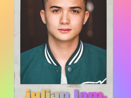 June Spotlight #1: Julian Lam